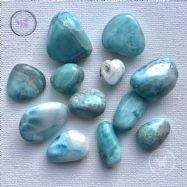 Larimar Tumble Stone